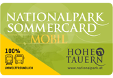 Nationalpark Sommercard